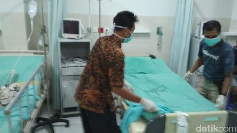 Identitas Mayat dengan Selang Infus di Tangan Adalah Pasien yang Kabur