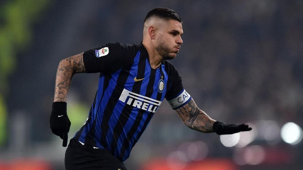 Rumor Transfer: MU Ingin Icardi Jadi Bagian Transfer Lukaku ke Inter