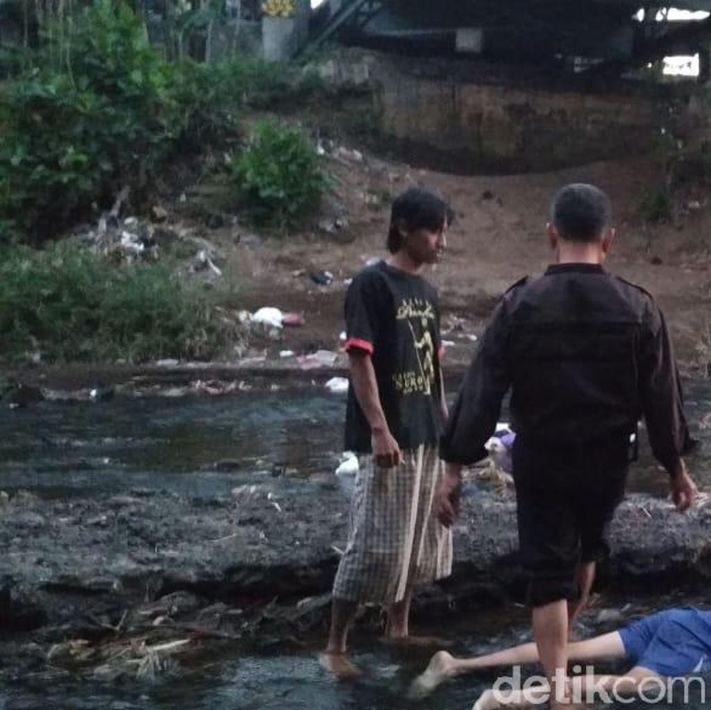 Pencari Ikan Temukan Sesosok Mayat Pria dengan Selang Infus di Tangan