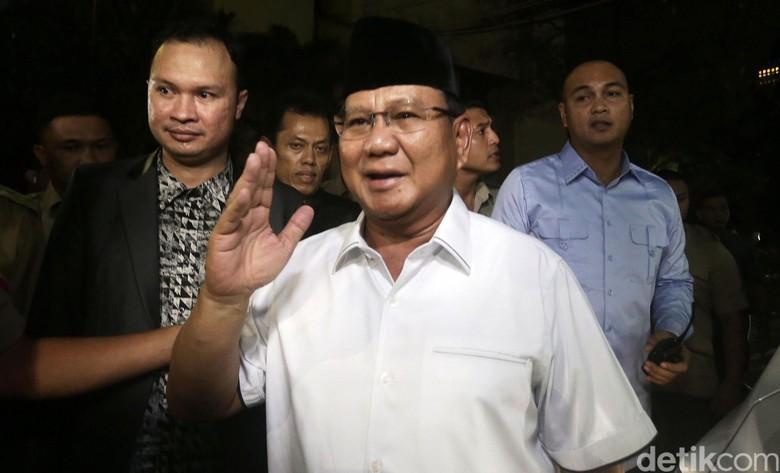 Polisi Tarik SPDP Terkait Kasus Eggi dengan Prabowo sebagai Terlapor