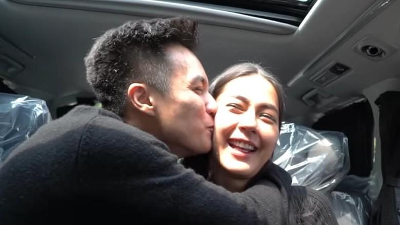 Foto: Baim Wong dan Paula (YouTube)