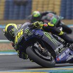 Podium MotoGP Prancis Luput, Rossi Puas Finis Kelima
