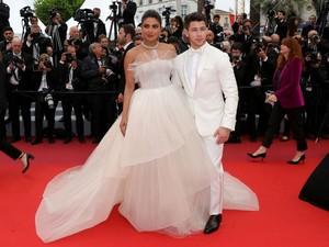 Ucapan Romantis Priyanka Chopra dan Nick Jonas di Ultah Pertama Pernikahan