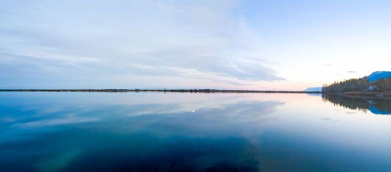 Inilah Danau Baikal, danau yang dijuluki The Pearl of Siberia merupakan danau terdalam di dunia. (iStock)