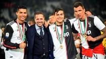 Juventus Tak Mau Buru-Buru Pilih Pelatih Baru