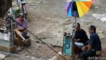Jasa Sol Sepatu Ramai di Bulan Ramadhan