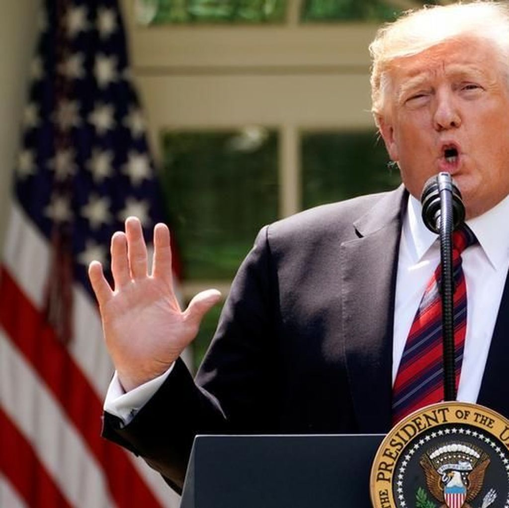 Tanggapi Ancaman Trump, Menlu Iran: Kami Tidak Ingin Perang