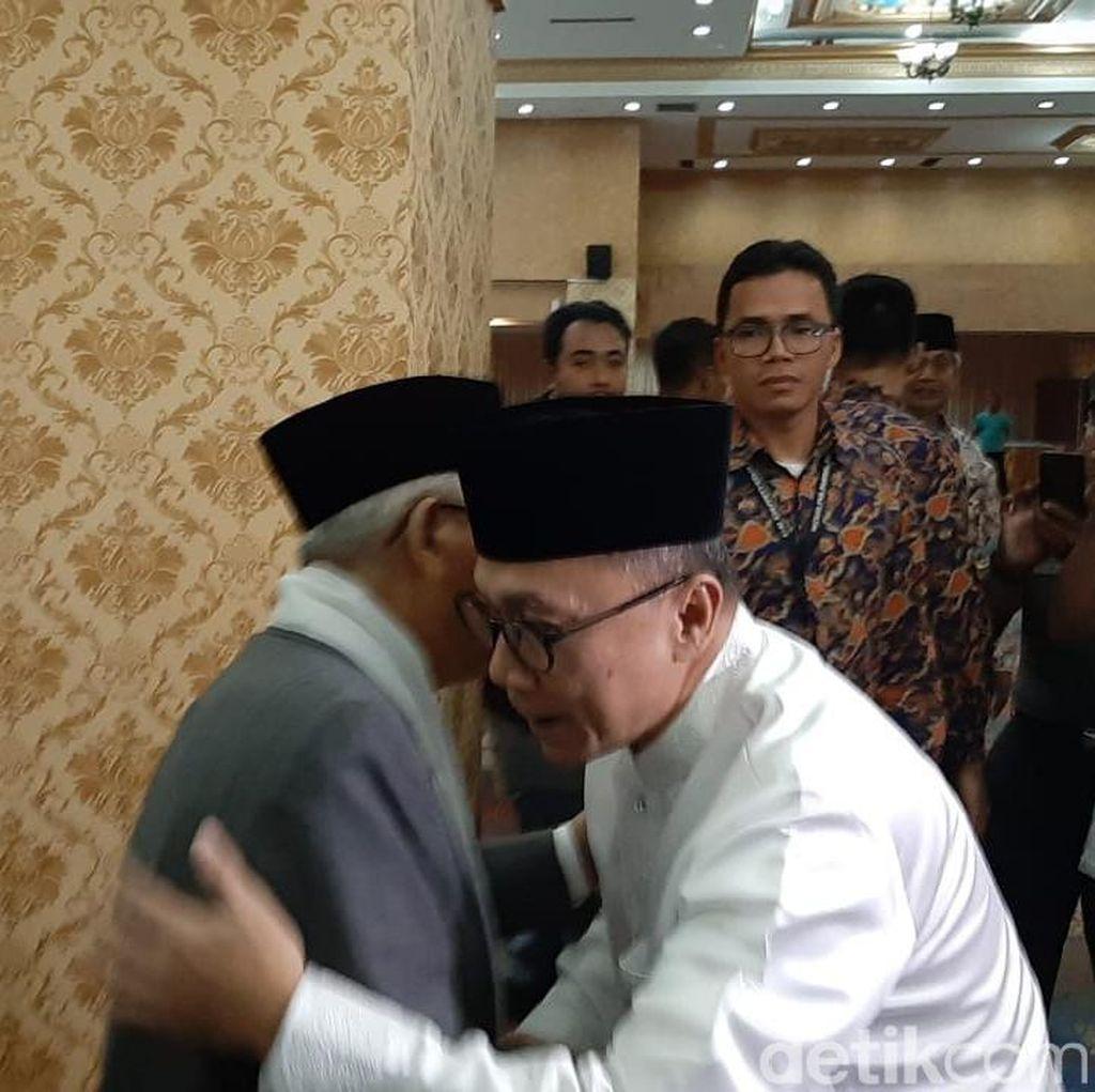 Zulkifli Beri Selamat ke Maruf, Bara Hasibuan: Indikasi Sikap Resmi PAN