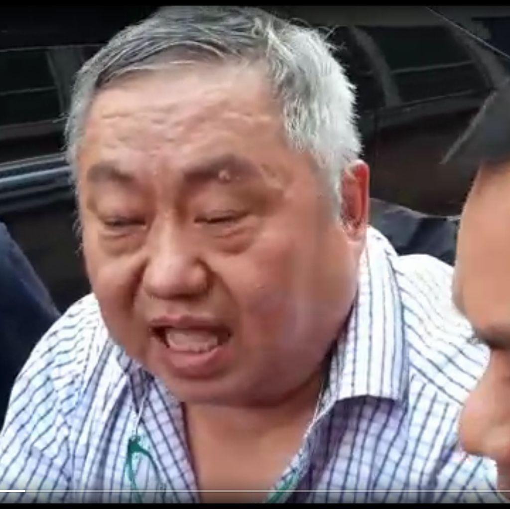 Ditangkap Polisi, Lieus Sungkharisma: Saya Diangkat Kayak Ogoh-ogoh!