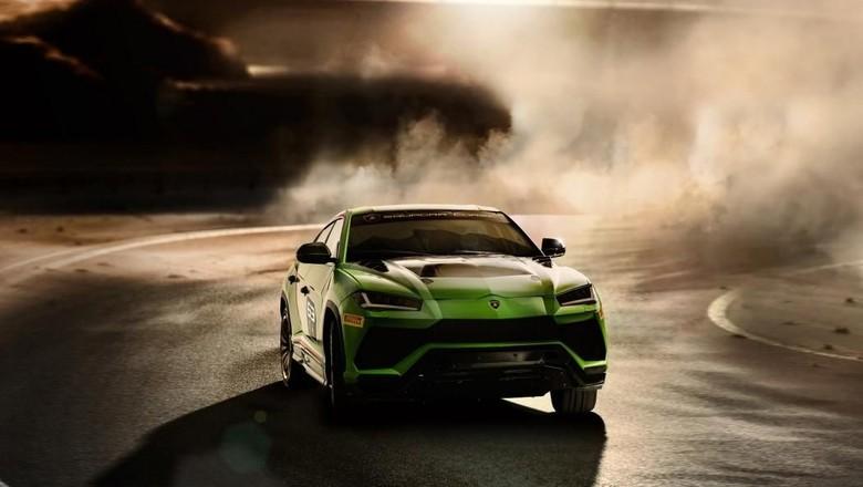 konsep ST-X Lamborghini Foto: Pool (Leftlanenews)