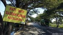 Dua Titik Rawan Kecelakaan di Pasuruan Ini Harus Diwaspadai Pemudik