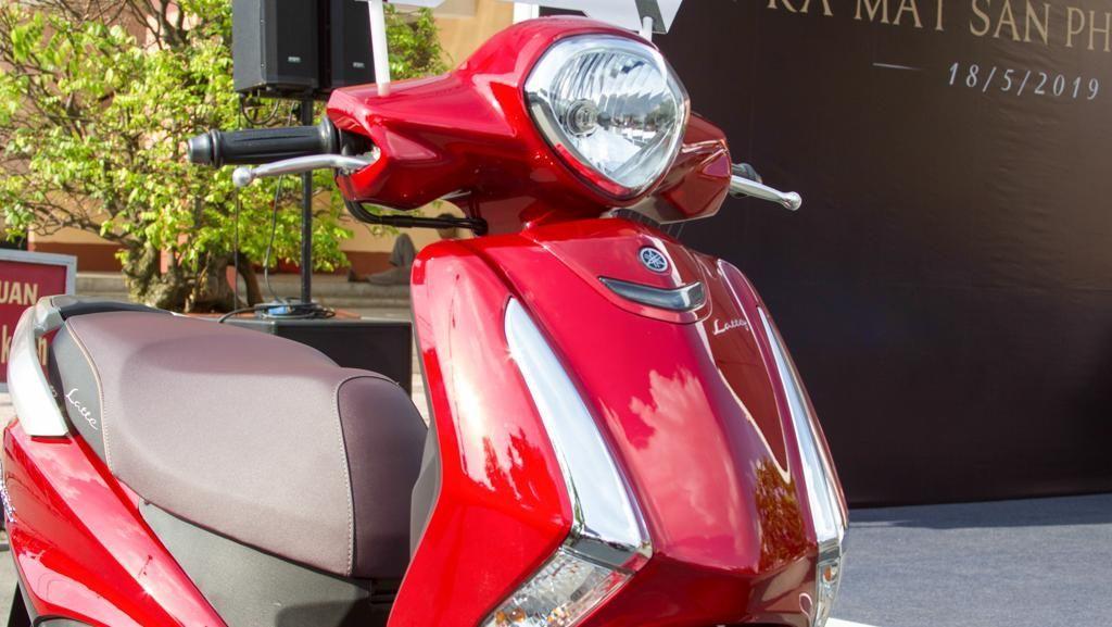 Yamaha yang Mirip Piaggio