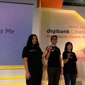 Nasabah digibank by DBS Bisa Ajukan Kredit Rp 30 Juta dalam 1 Menit