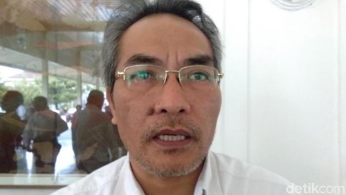 Wakil Bupati Bantul, Abdul Halim Muslih, (20/5/2019).