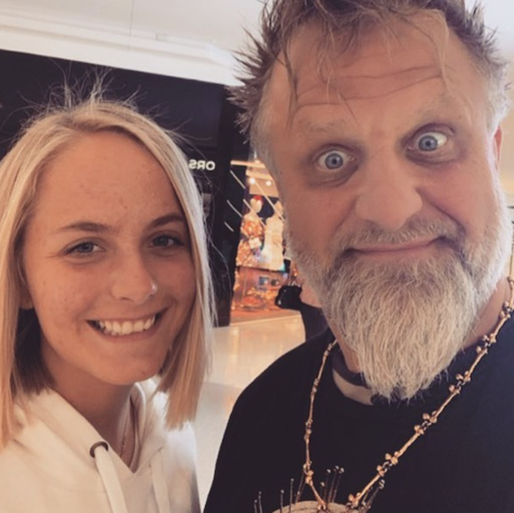Putri Shawn Crahan Slipknot Diduga Meninggal karena Overdosis