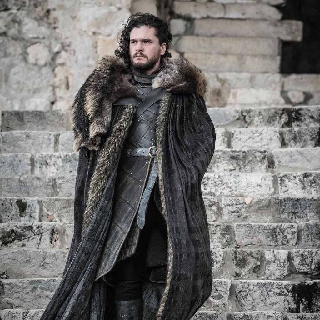 Dear Haters Game of Thrones, Kit Harington Kirim Pesan untuk Kalian