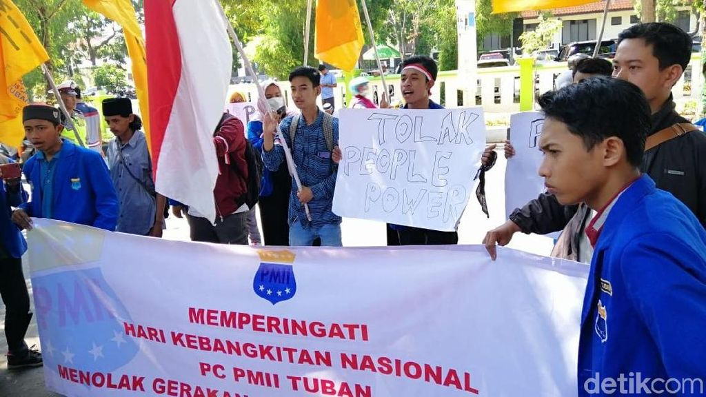 Mahasiswa Tuban Tolak Gerakan Pemecah Belah Bangsa
