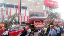 Perdana di Jambi, Transmart Hadirkan Beragam Promo Spesial