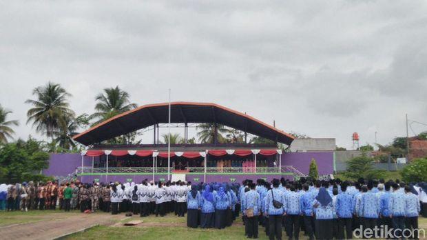 Hari Kebangkitan Nasional, Bupati Ciamis: Hindari Permusuhan-Perbedaan