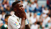 Kekalahan Menutup Musim Suram Real Madrid
