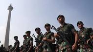 TNI Gelar Apel Pengamanan Jelang 22 Mei