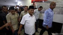 Penumpang Gelap Menyingkir saat Prabowo Banting Setir