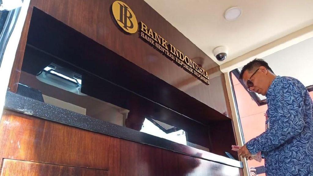 BI Siapkan 109 Titik Penukaran Uang Lebaran di Jateng