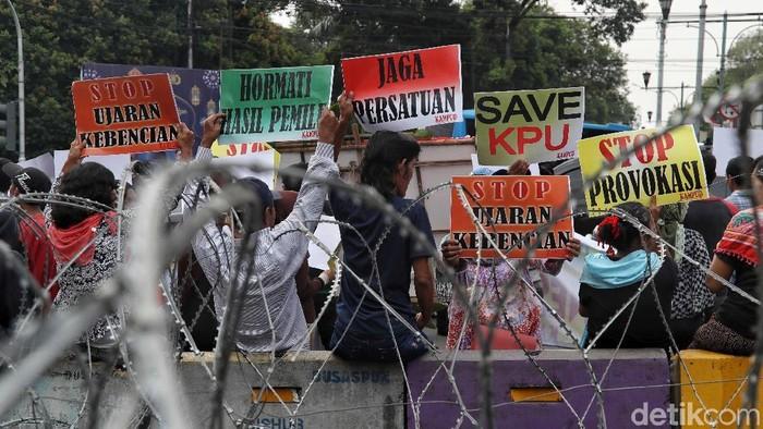 KPU telah mengumumkan hasil final Pemilu 2019 (Foto: Pradita Utama)