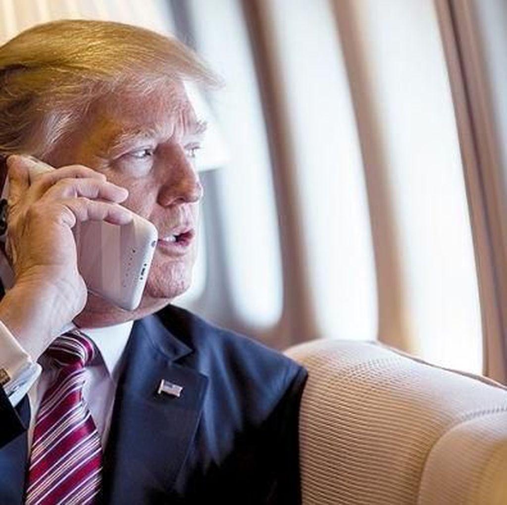 Trump Ucapkan Selamat pada PM Australia Scott Morrison