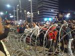 Ricuh di Depan Bawaslu, Polisi Amankan Sejumlah Pendemo