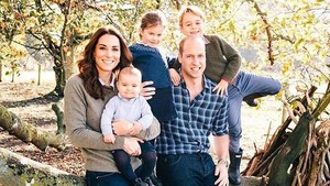 Terungkap, Panggilan Manis Pangeran William Untuk Putri Charlotte