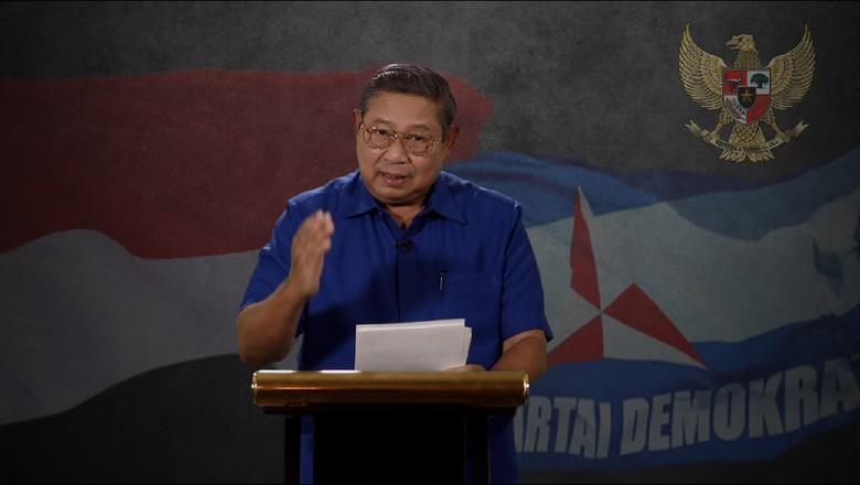 PD: SBY Tak Hadiri Pidato Kenegaraan Jokowi karena Fokus Rawat Ibunda