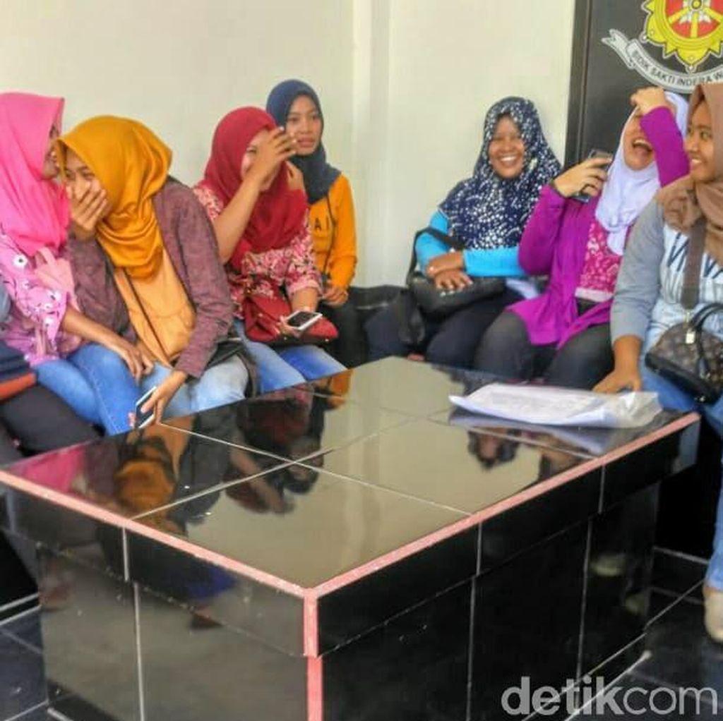 Emak-emak Tertipu Arisan Online di Bondowoso Lapor Polisi