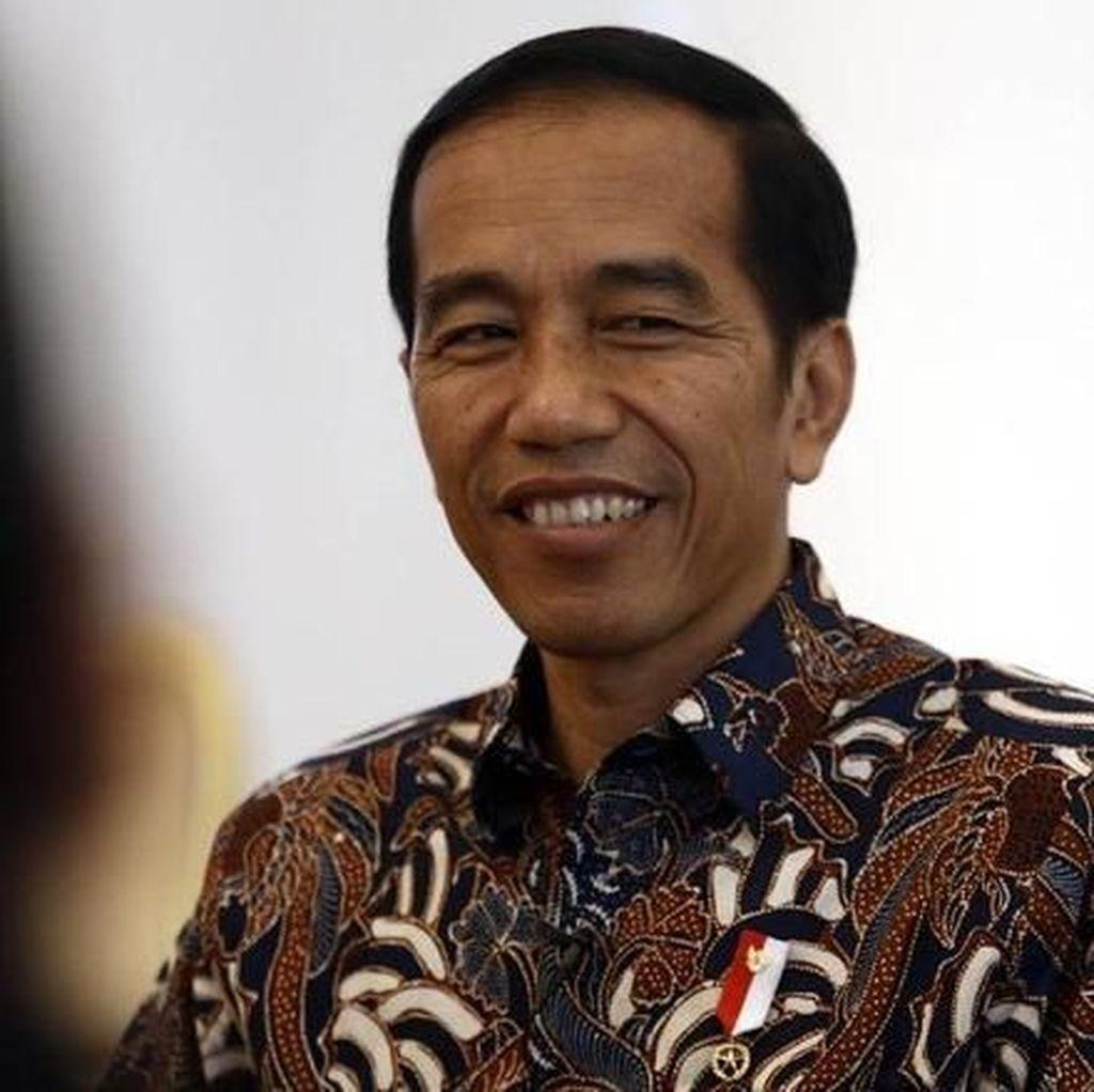 Jokowi Belum Bicara dengan JK Usai Pertemuan dengan Prabowo
