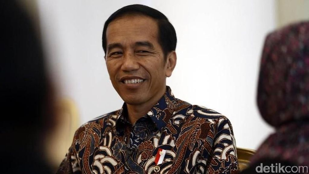 Jokowi Terima Pejabat Bank Dunia di Istana, Ini yang Dibahas