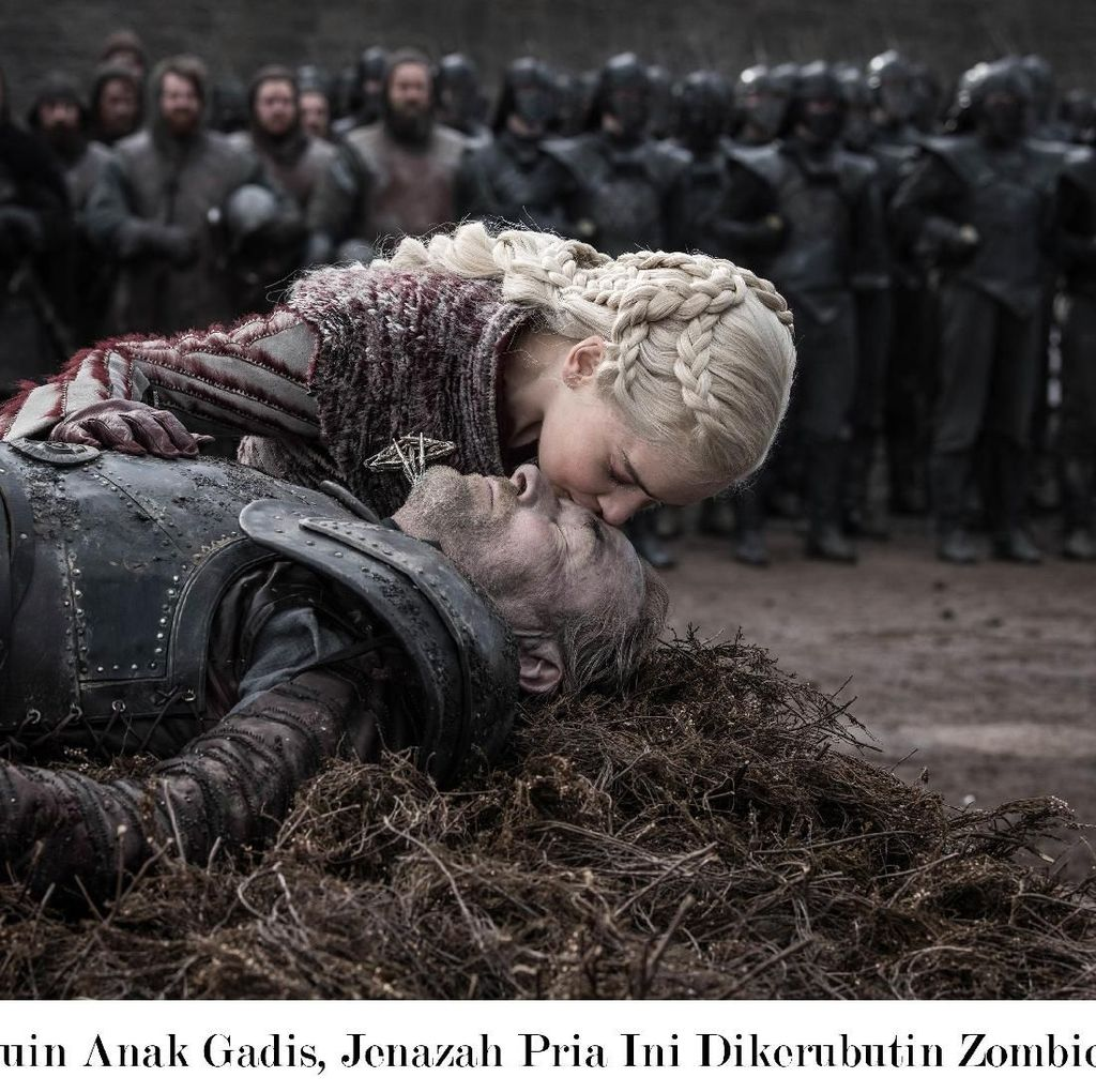 Tak Ada Iron Thrones, Prekuel Game of Thrones Lagi Digarap