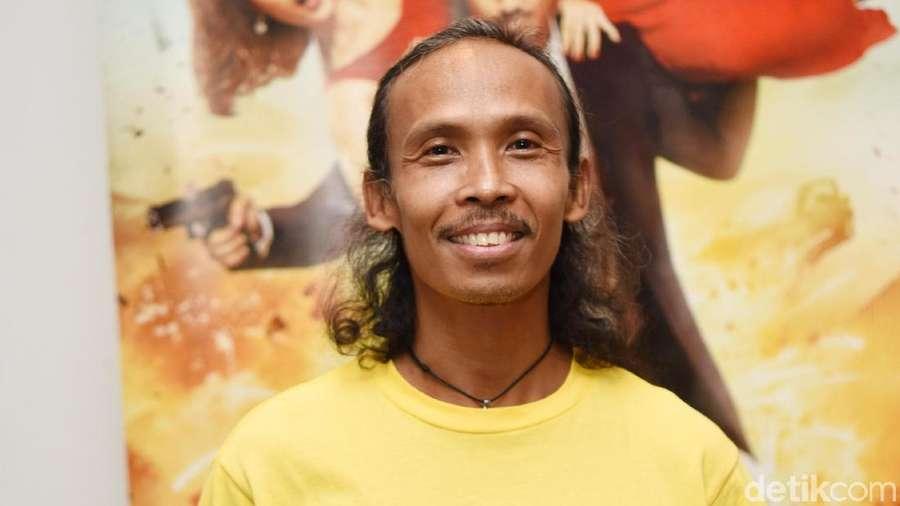 Yayan Ruhiyan, Shinobi John Wick yang Murah Senyum