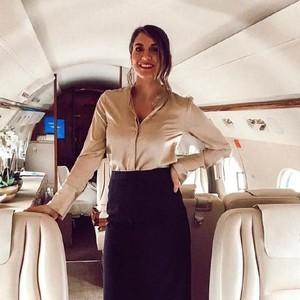 5 Pengakuan Pramugari Jet Pribadi, Ungkap Gaji Hingga Jadi Selingkuhan Bos