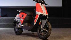 Ducati Punya Skuter Listrik, Ini Wujudnya