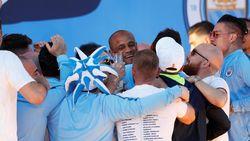 Pesan Terakhir Kompany Sebelum Tinggalkan City: Wajib Juara Liga Champions