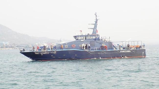 Kapal Patroli Bea Cukai/Foto: dok PT Daya Radar Utama
