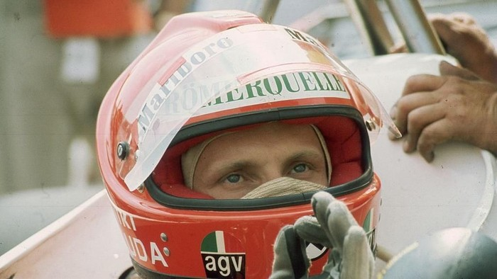 Legenda F1 Niki Lauda meninggal di usia 70 tahun (Foto: Getty Images)
