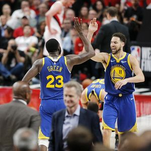 Golden State Warriors Maju ke Final NBA