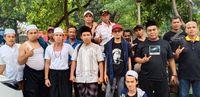 30 Mobil Massa Aksi 22 Mei Asal Ciamis <i>Lolos</i> ke Jakarta
