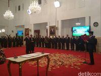 Jokowi Angkat Hinsa Siburian Jadi Kepala Badan Siber