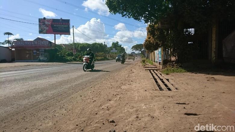 Pemudik Motor Via Merak Harus Ekstra Waspada di Jalur Serang-Cilegon