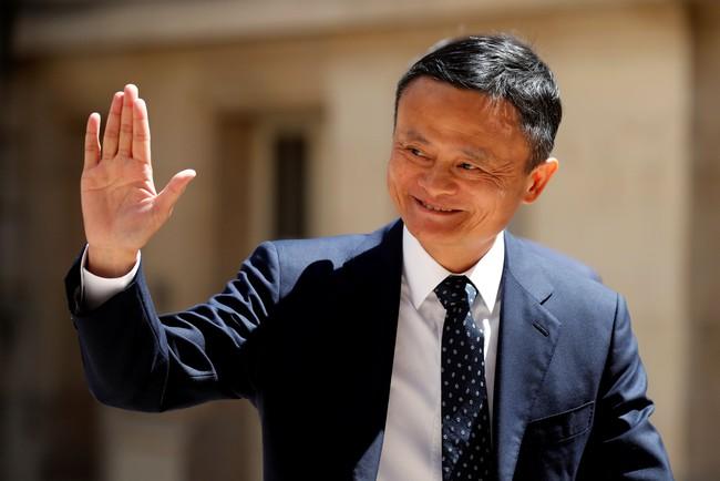 Jack Ma Resmi Pensiun dari Alibaba