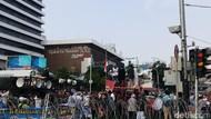 Jokowi Menang Pilpres, Massa di Bawaslu Tetap Serukan Diskualifikasi