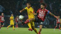 Bali United vs Bhayangkara FC: Serdadu Tridatu Menang Tipis