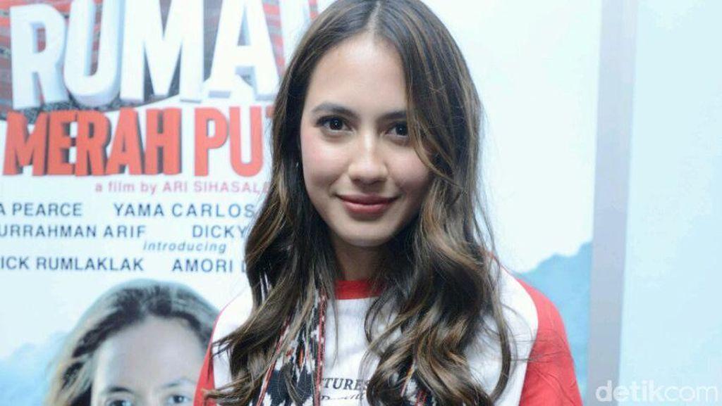Pevita Pearce Jadi Sri Asih, Patriot Tertua Indonesia